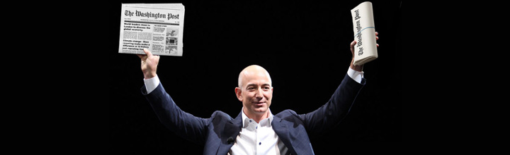 Content strategy: la ricetta vincente del Washington Post di Bezos
